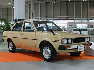 トヨタ自動車:4代目 カローラ