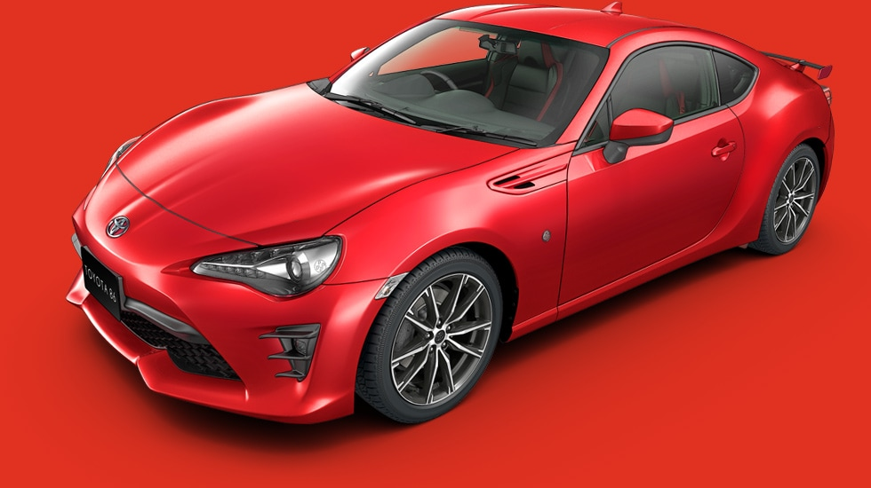 Where Is Toyota From >> トヨタ 86 | トヨタ自動車WEBサイト
