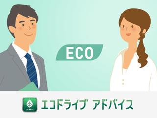 エコドライブアドバイス