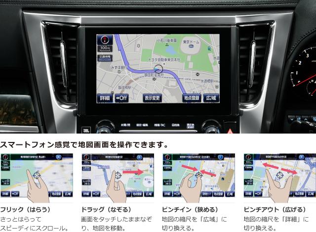 T-Connect SDナビゲーションシステム