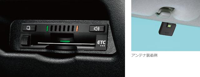 ETC車載器(ビルトイン)ボイスタイプ