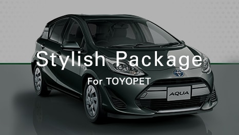 Stylish Package For TOYOPET