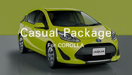 Casual Package For COROLLA