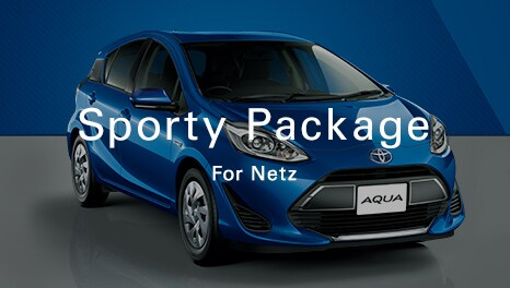 Sporty Package For Netz