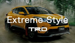 TRD EXTREME STYLE