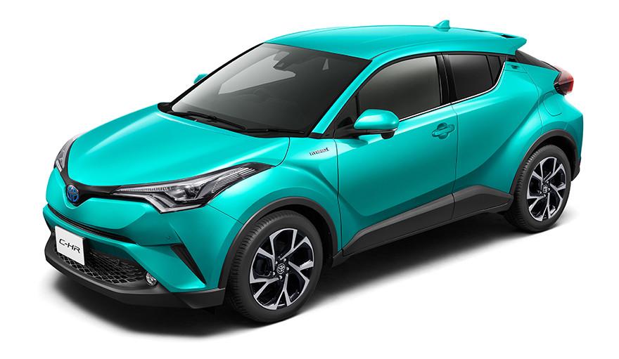 トヨタ C Hr Body Color トヨタ自動車webサイト