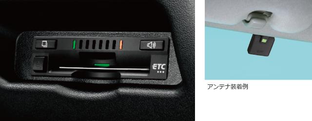 ETC車載器 ボイスタイプ