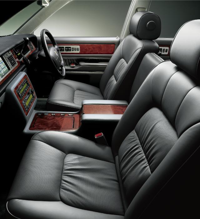 運転席&助手席シート/ガラス機能