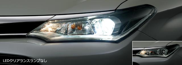 Bi-Beam LEDヘッドランプ(オートレベリング機能付)LEDクリアランスランプなし