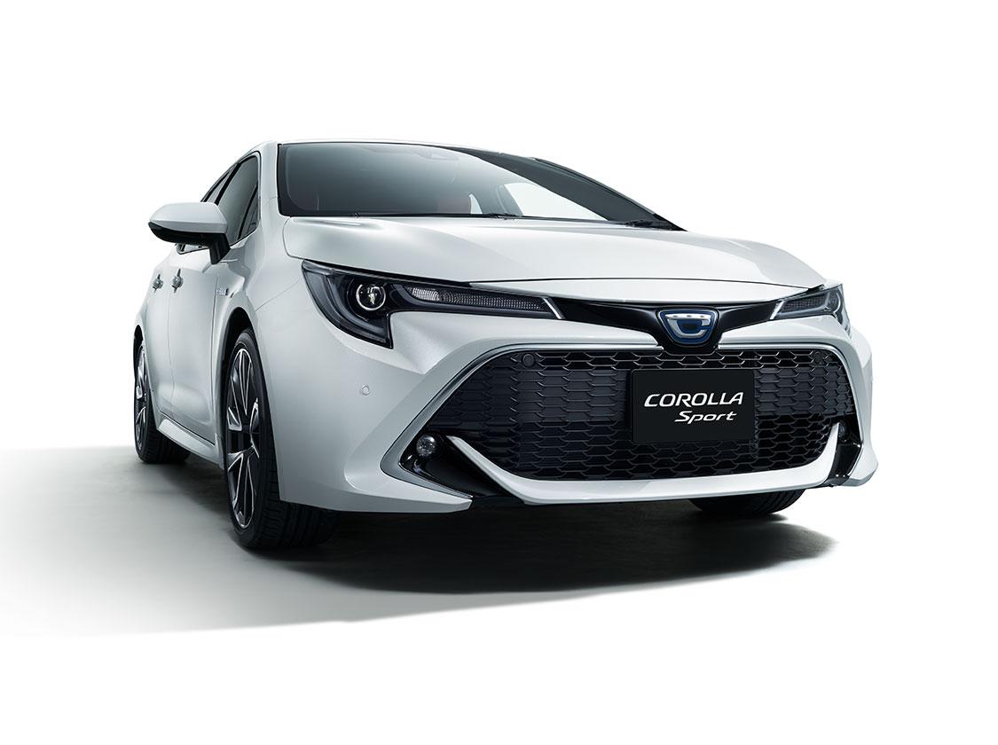 トヨタ カローラ スポーツ デザイン・スタイル トヨタ自動車webサイト