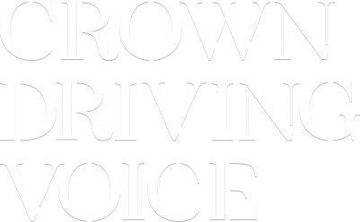 CROWN DRIVING VOICE
