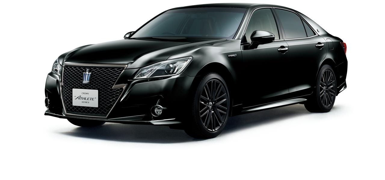 """特別仕様車 Hybrid アスリートS""""Black Style""""[2WD]"""