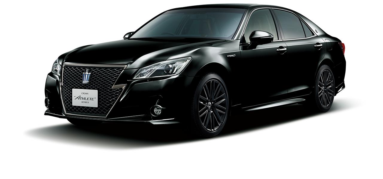 """特別仕様車 Hybrid アスリートS""""Black Style・Leather Selection"""" 【2WD】"""