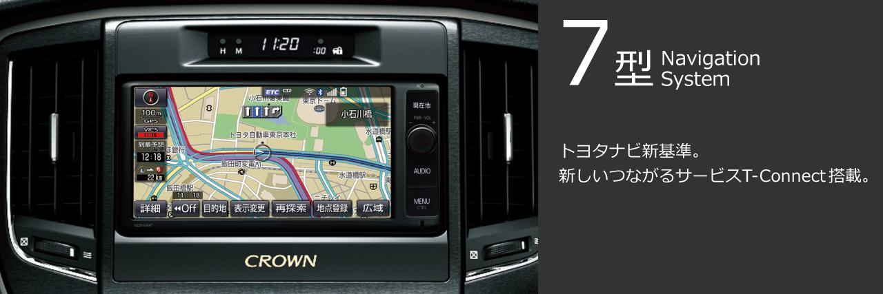 7型NavigationSystem