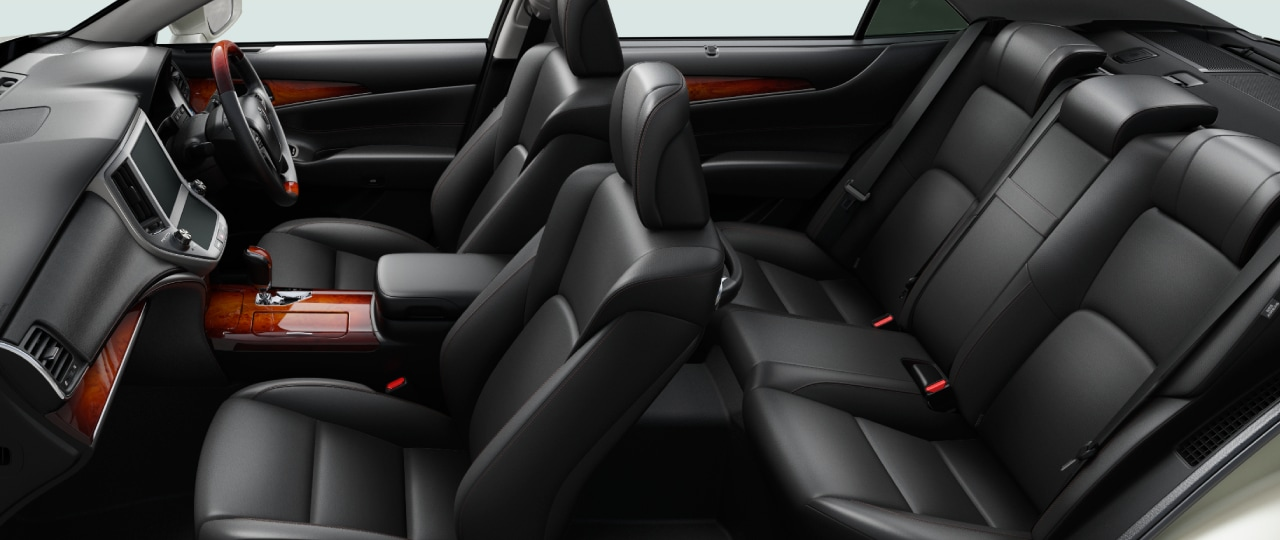 Carlineup crownmajesta interior seat 2 01 pc