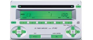 CDチューナー(DINサイズ)