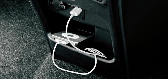 USB/AUX(音声・映像)入力端子