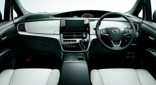 トヨタ エスティマ | 価格・グレード | エスティマハイブリッド AERAS SMART | トヨタ自動車WEBサイト