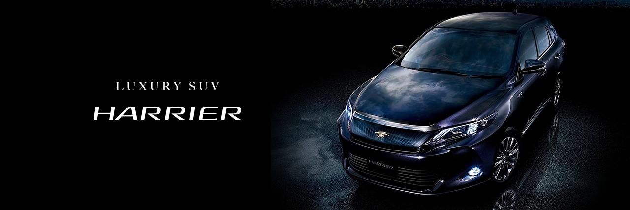 LUXURY SUV HARRIER
