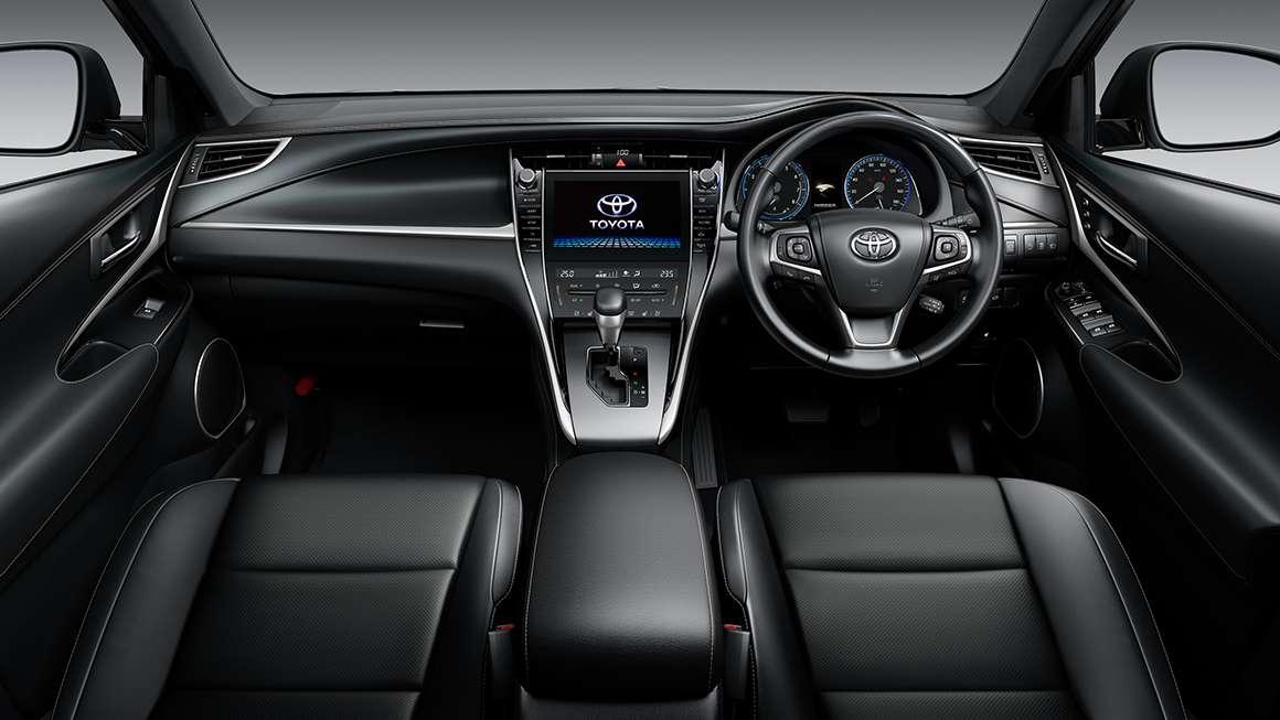 トヨタ ハリアー 室内 トヨタ自動車webサイト
