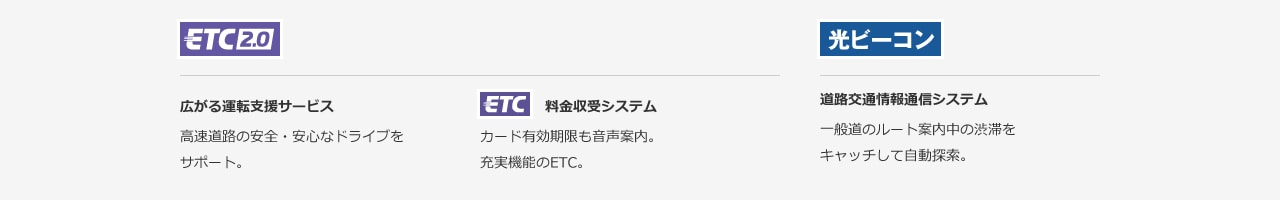 ETC2.0 光ビーコン