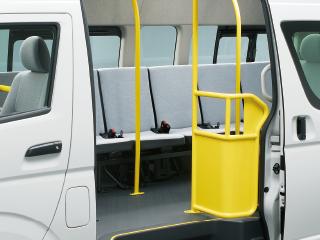 福祉タクシー仕様車