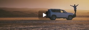 LAND CRUISER PRADO BRAND MOVIE