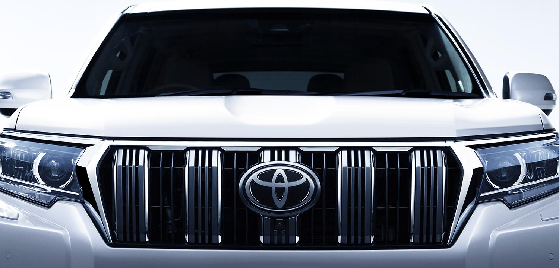 トヨタ ランドクルーザー プラド   外観   トヨタ自動車WEBサイト