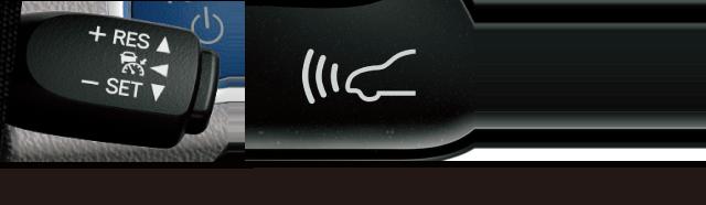 レーダークルーズコントロールスイッチ 車間距離切替スイッチ