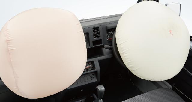 SRSエアバッグ(助手席&運転席)