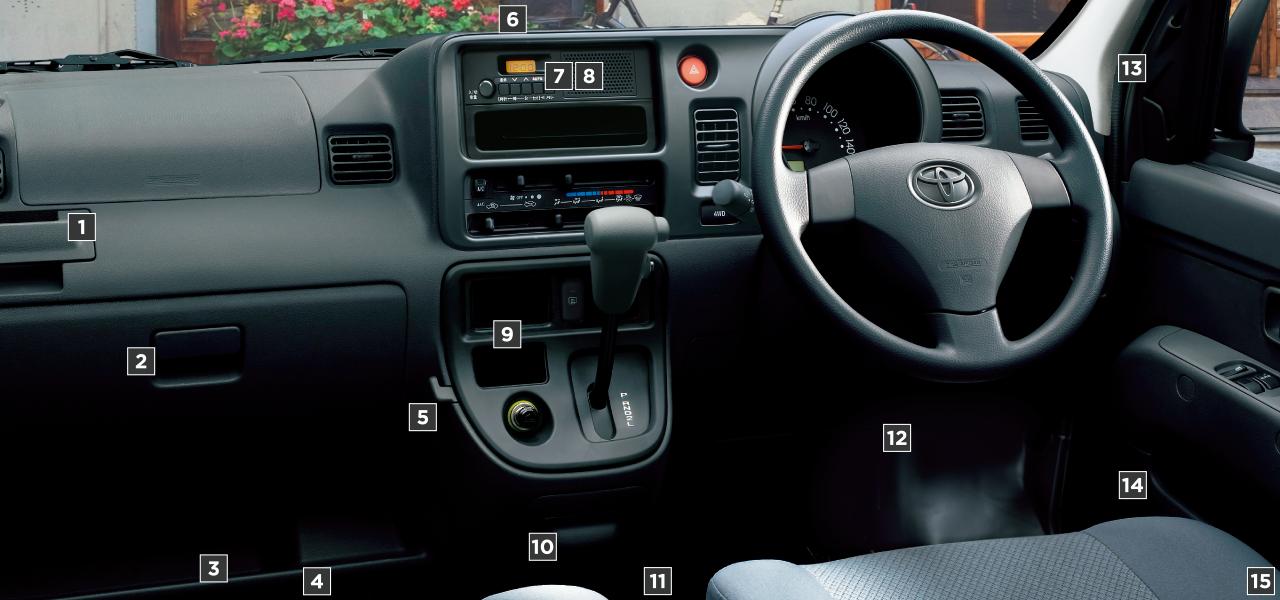 デラックス 4WD。