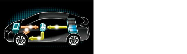 マルチインフォメーションディスプレイ(4.2インチTFTカラー/メーター照度コントロール付)