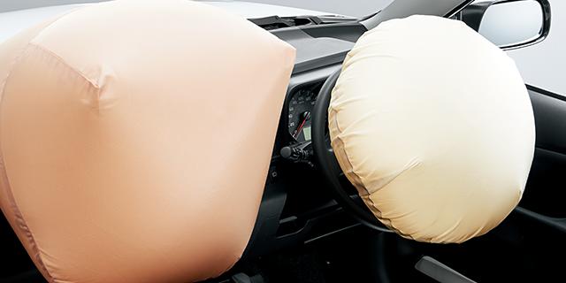 SRSエアバッグ(運転席・助手席)