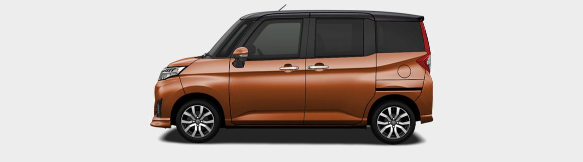 トヨタ ルーミー 色番号