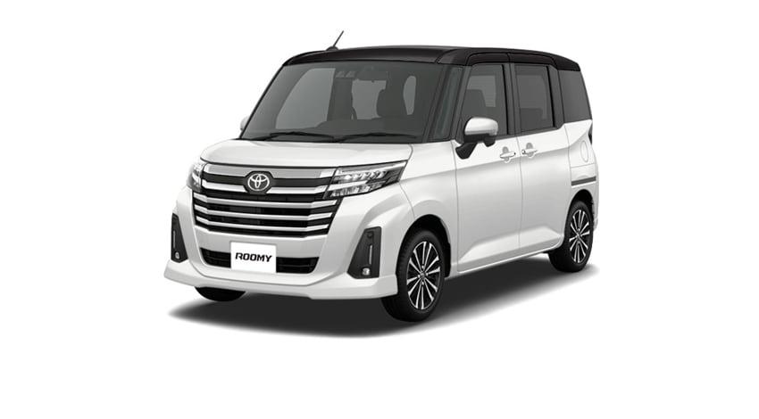 トヨタ ルーミー   価格・グレード   トヨタ自動車WEBサイト