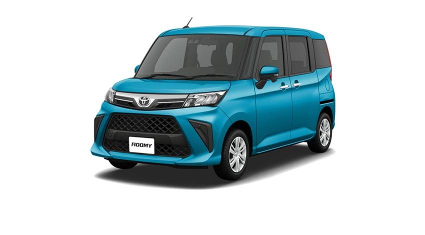 トヨタ ルーミー | トヨタ自動車WEBサイト