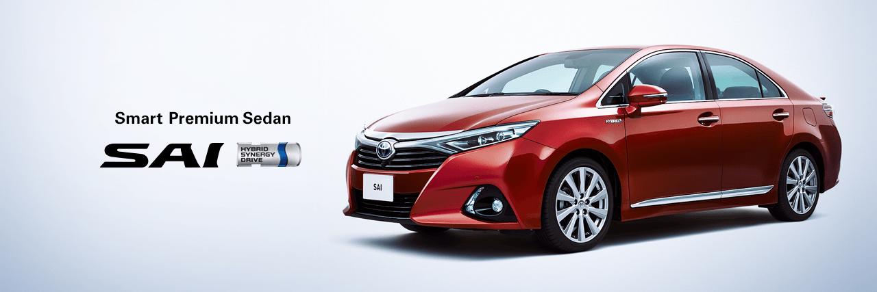 Smart Premium Sedan SAI