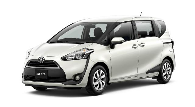 トヨタ シエンタ 価格・グレード X Vパッケージ トヨタ自動車webサイト