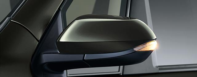 電動格納式リモコンドアミラー(サイドターンランプ付)