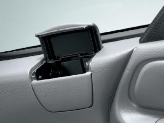 灰皿(運転席ドア)■写真は標準キャブ