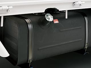 キー付燃料タンク