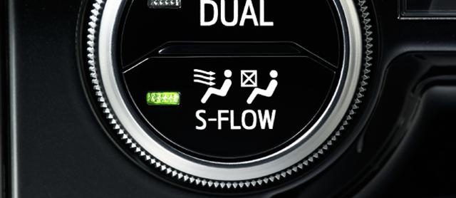 S-FLOWスイッチ
