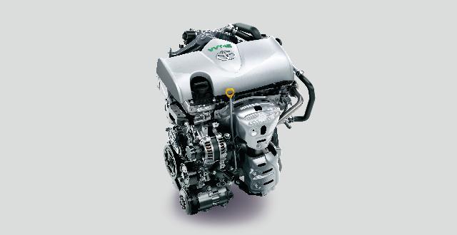 新開発の1.3Lエンジン