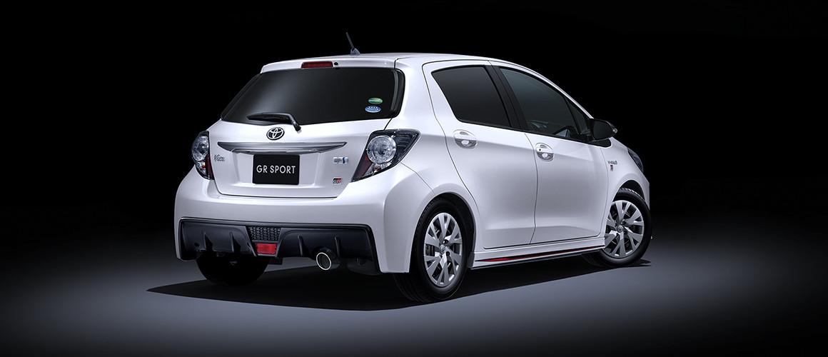 トヨタ ヴィッツ   価格&グレード   HYBRID GR SPORT/GR SPORT   トヨタ自動車WEBサイト