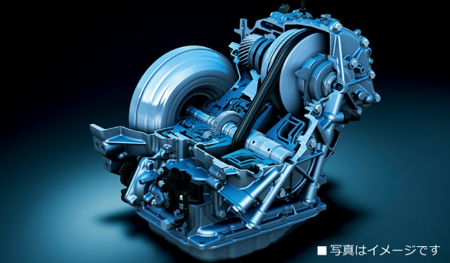 Super CVT-i(自動無段変速機)