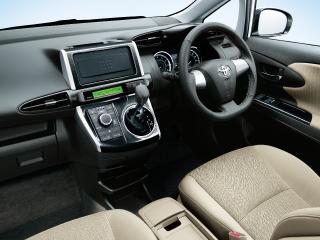 1.8G(2WD)。内装色はグレージュ。シートカラーはグレージュ。