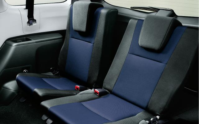 サードシート/サードシートリクライニング