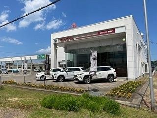 旭川トヨタ自動車 美幌店の外観写真