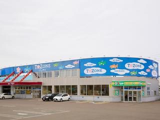 札幌トヨタ自動車 T-ZONEいしかり店の外観写真