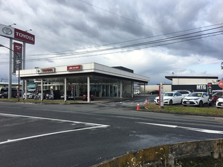 宮城トヨタ自動車 古川店の外観写真